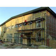 Утепление стен производственного помещения. Гарантия и качество. Самые лучшие цены на утепление фасада. фото