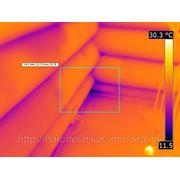 Тепловизионное обследование Вашей бани фото