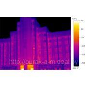 Тепловизионное обследование зданий, сооружений, оборудования фото