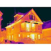 Тепловизионное обследование Вашего дома фото