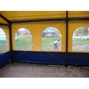 Тентовый павильон в Минске фото