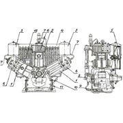 Запасные части и комплектующие для компрессоров КТ-6 фото