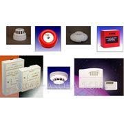 Система автоматической пожарной сигнализации, оповещения о пожаре и управление эвакуацией фото