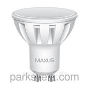 Led лампа MR16 5W 4100K 220V GU10 AL фото