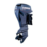 Мотор лодочный Evinrude 40 фото