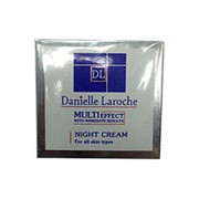 Danielle Laroche Ночной крем для лица Danielle Laroche - Multi Effect DL 354 50 мл фото