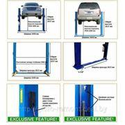 Регулировка тросов подъемника двухстоечного с вехней синхронизацией фото