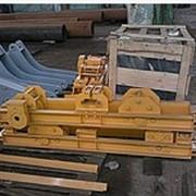 Комплект концевых балок ля крана мостового подвесного г/п 1 т., пролет до 6 м. фото