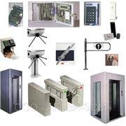 Система контроля и управления доступом фото