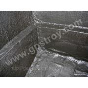 Гидроизоляция фундаментов и бассейнов фото
