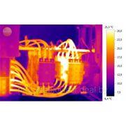 Тепловая диагностика электрооборудования фото