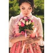 Симпатичные букеты для невест! ;) фото
