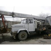 Продам автокран КрАЗ грузоподъёмностью 14 тонн фото