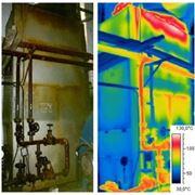 Тепловизионное обследование энергетического оборудования предприятий фото