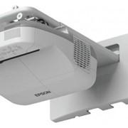 Интерактивный ультракороткофокусный проектор Epson EB-595Wi фото