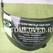 Стекло шлема YEMA тонированое (закрытый шлем ) фото