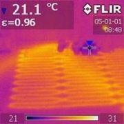 Поиск элементов теплого пола фото