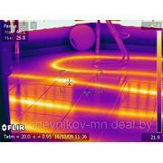 Поиск трубопровода расположенного в полу и в стене, определим место залегания труб отопления фото