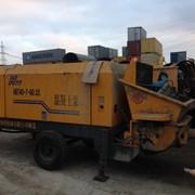 Стационарный бетононасос Haizhou HBT40-7-60.5S фото
