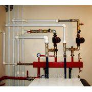 Гидравлические испытания систем теплоснабжения фото