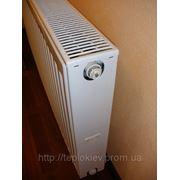 Стальной радиатор Kermi X2 FKO 22 400х1400 фото