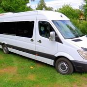 Пассажирские перевозки на комфортабельных автобусах фото