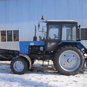 Коммунальная уборочная машина МК МТЗ-82.1 фото