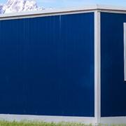 Вагон-дом (блок-контейнеры) Прорабская 6,0х2,5х2,8 фото