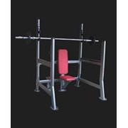 Тренажер Life Gym LK 9032 скамья военная фото