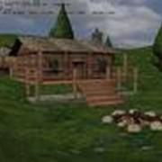 Процесс виртуального девелопмента объекта строительства (реконструкции). фото