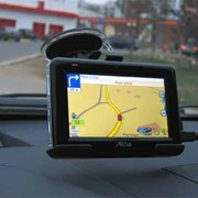 Автомобильные GPS-навигаторы фото