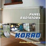 Радиатор стальной KORAD Тип 33 300х3000 с боковым подключением фото