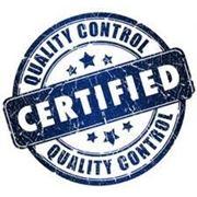 Сертификация работ и услуг в строительстве фото