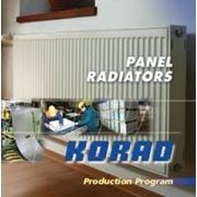 Радиатор стальной KORAD Тип 33 300х1600 с боковым подключением фото