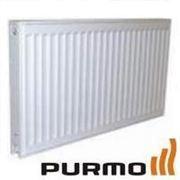 Радиатор PURMO V 22 500х800 нижнее подключение фото