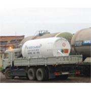 Доставка жидких криопродуктов автомобилями 16 тонн 2 тонны фото