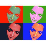 Краситель основной ярко-зеленый (оксалат) основной фиолетовый К фото