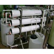 Универсальный антискалант для установок небольшой производительности до 3-5 м3/ч работающих на жесткой воде. Пищевой класс. фото