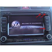 Установка навигации в штатную (встроенную) систему автомобиля фото