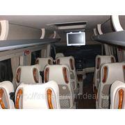 Переоборудование микроавтобусов фото