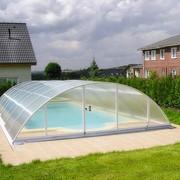 Павильоны для бассейнов фирмы Альбион Групп фото