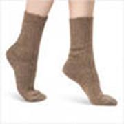 Носки из верблюжьей шерсти фото