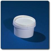 Емкость пластиковая круглая 0.25 л фото