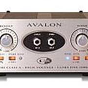 Avalon Design U5 Инструментальный предусилитель. Моно. фото