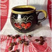Чайные чашки керамические. фото