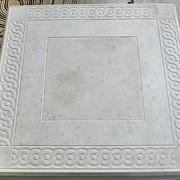 Тротуарная плитка Орнамент фото