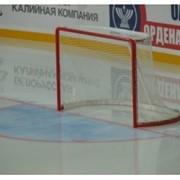 Ворота хоккейные фото