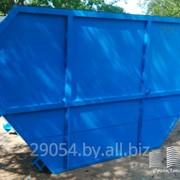 Контейнер для строительных и крупногабаритных отходов фото