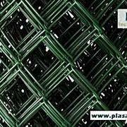Plasa pentru gard cu PVC.Сетка для заборов с ПВХ покрытием фото