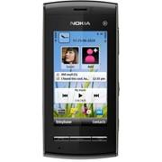 Телефон Nokia-5250 Dark grey фото